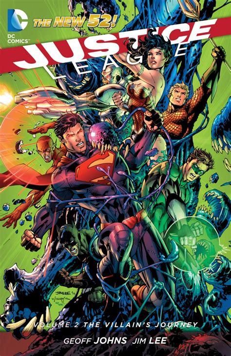 justice league hc vol justice league vol 02 the villain s journey hc