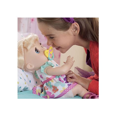 Baby Alive Baby Real new baby alive real surprises doll interactive talking