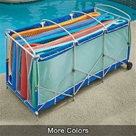 Float Designs Napali Carry All by Best 25 Pool Float Storage Ideas On Pool