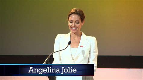 angelina jolie c section angelina jolie says 3 myths fuel sexual violence