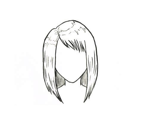 imagenes para pintar el cabello blog dibuja shonen manga