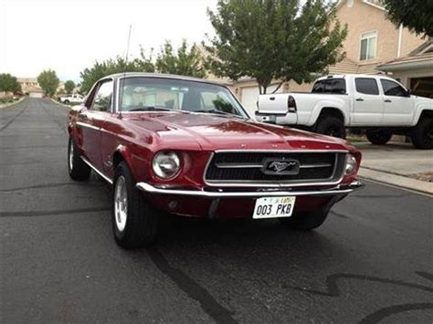 1967 mustang for sale 1967 ford mustang for sale carsforsale