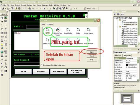 membuat barcode dengan vb 6 0 cara membuat antivirus dengan vb 6 0 kusmani s blog