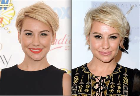 chelsea kane face shape the best bangs for your face shape