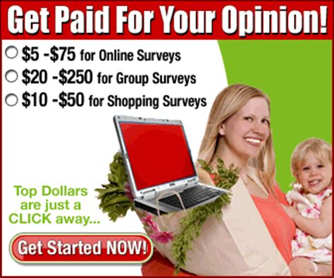 Paid Online Surveys Reviews - paid online surveys