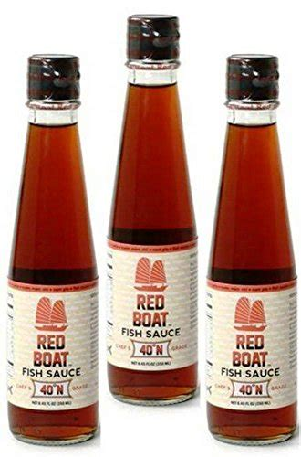 where to buy red boat fish sauce in vietnam red boat fish sauce 40 176 n 250 ml pack of 3