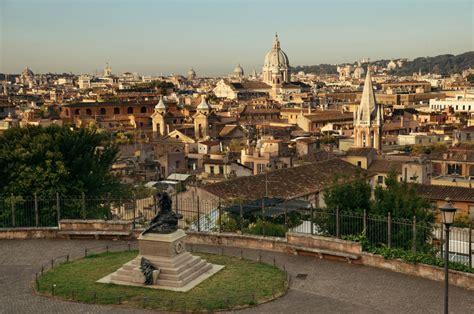 parchi e giardini roma il pincio parchi e giardini a roma
