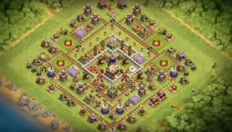 Town hall 11 farming base amp war base layouts
