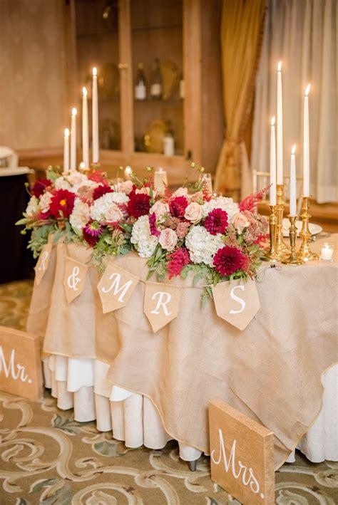 romantic marsala dusty rose fall wedding chic vintage brides chic vintage brides