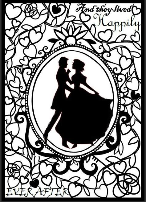 paper cutting templates for paper cut template wedding fairytale template size a4