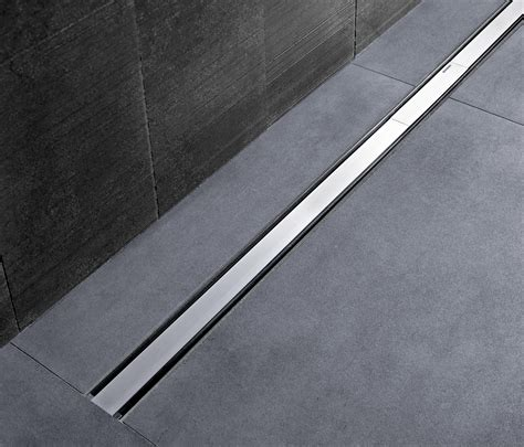 clean lines geberit shower channels cleanline linear drains from geberit architonic
