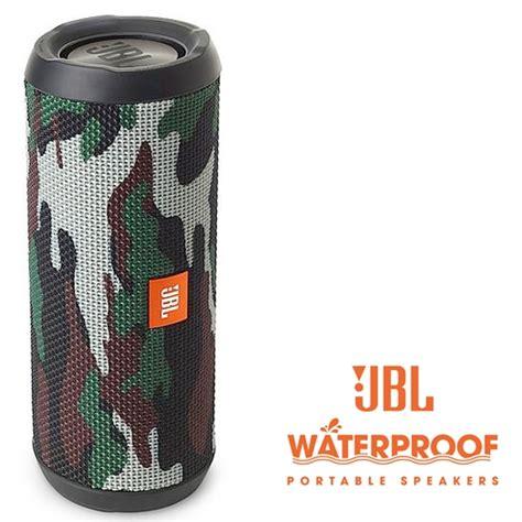 Speaker Jbl Flip 4 jbl flip 4 waterproof portable bluetooth speaker squad