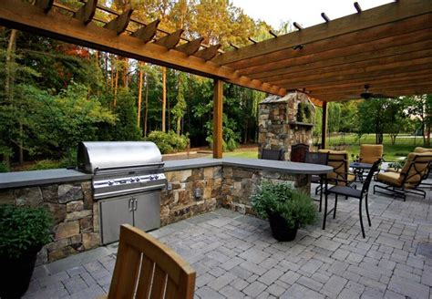 outdoor cooking spaces outdoor living pool spa depot