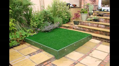 Small Square Garden Design Ideas Youtube Square Garden Design