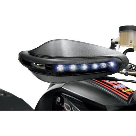 acerbis led light acerbis optional led light kit for dual road handguards