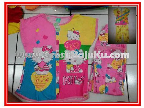 Baju Tidur Anak 870115 55rb baju tidur grosir murah 16 rebu baju3500