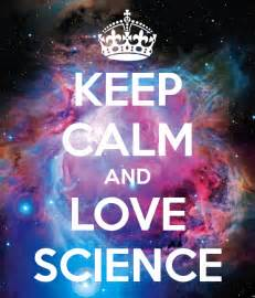 Bookcase With Toy Box Keep Calm And Love Science Image Mag