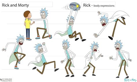 design by humans rick and morty rick and morty storyboard guidelines humor