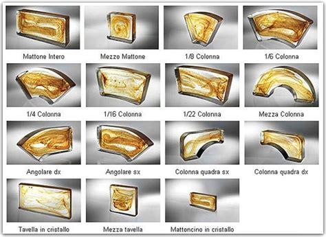 piastrelle vetrocemento migliori mattoni in vetrocemento materiali in edilizia
