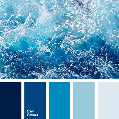 the color of water blue color palettes celadon color of sea wave color of