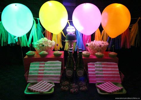 dance themed events party themes for kids and teens moms munchkins