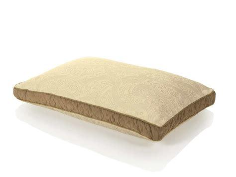 tempur pedic side sleeper pillow tempur pedic grand pillow the back store