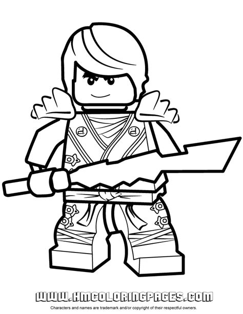 ninjago coloring pages free pdf ninjago coloring pages cole high quality coloring pages