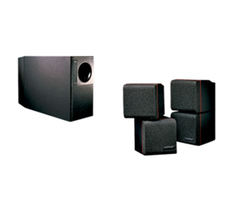 Speaker Bose Am5 acoustimass 174 5 series ii speaker system bose product support
