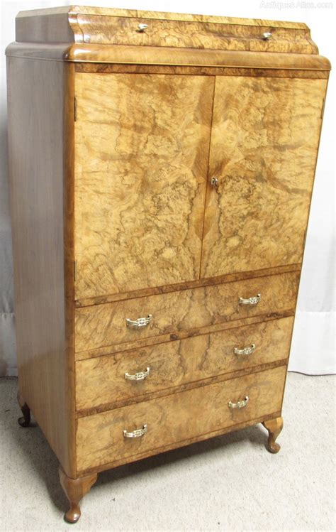 walnut bedroom drawers burr walnut bedroom chest of drawers antiques atlas