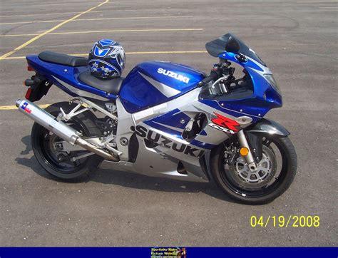 02 Suzuki Gsxr 600 2002 Suzuki Gsx R 600 Image 6