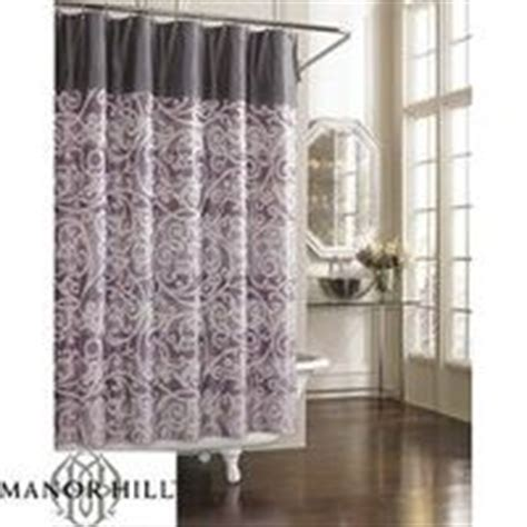 purple and grey shower curtain purple and gray shower curtain bath ideas juxtapost