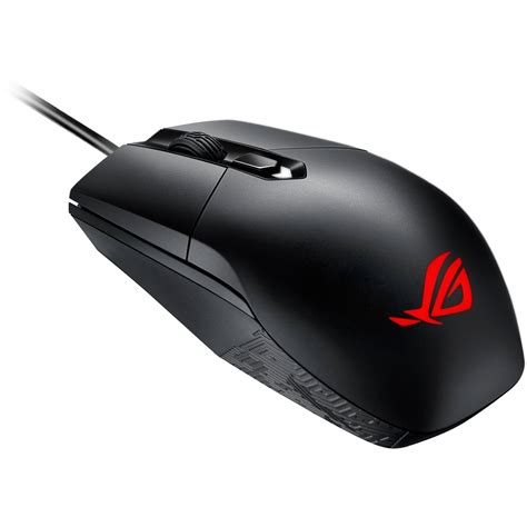 Mouse Gaming Asus Rog asus republic of gamers strix impact mouse rog strix