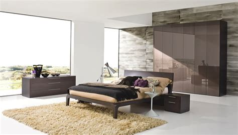 Modern Bedroom Interior Design With Aliante Radiante Modern Italian Furniture Design