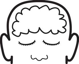 brain coloring page free coloring pages of brain