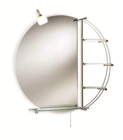 round bathroom mirrors with lights home of ultra magnum round bathroom mirror with light