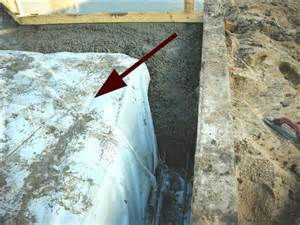 Garage Slab Design slab edge insulation building america solution center