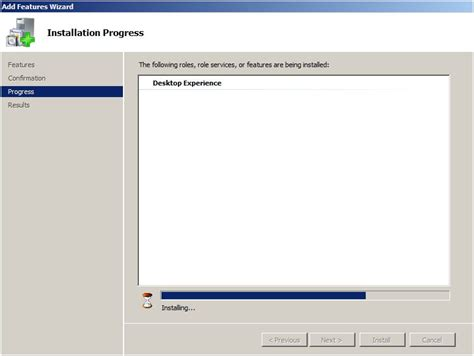 narendra software tools and tips windows server 2008 desktop experience feature