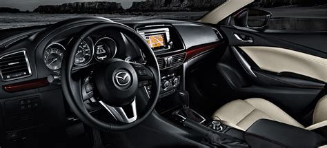 Mazda 6 2015 Interior by 2015 Mazda6 A Comfy Sporty Sedan With A Personality