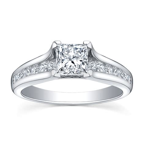 White Gold Engagement Rings white gold engagement rings what you should about