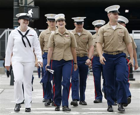 sean spicer how tall marines may deploy on foreign ships because u s navy