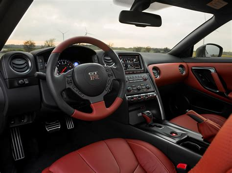 Skyline Gtr R35 Interior by 2012 Nissan Gt R Premium Edition R35 Supercar Interior G