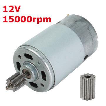 Electro Motor Gear Bok dc12v 15000rpm gear motor high speed electric motor sale