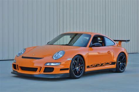 Porsche 9 11 Gt3 Rs by 15k Mile 2008 Porsche 911 Gt3 Rs For Sale On Bat Auctions