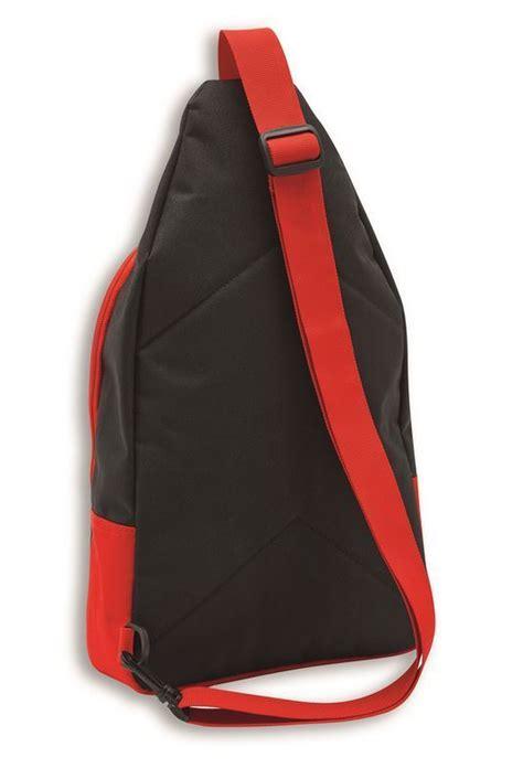 Slingbag Dc ducati corse dc sketch sling motorcycle backpack new