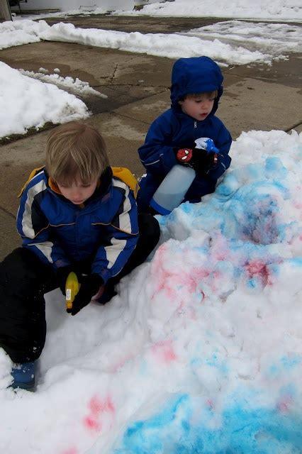 spray painting in winter spray painting snow winter spray painting