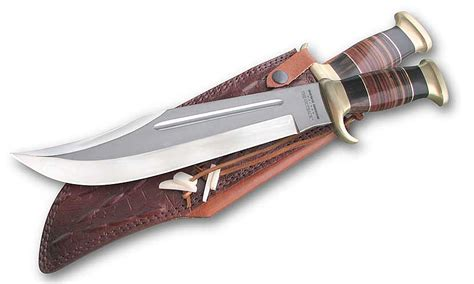 kotter knife bowie messer the outback p18