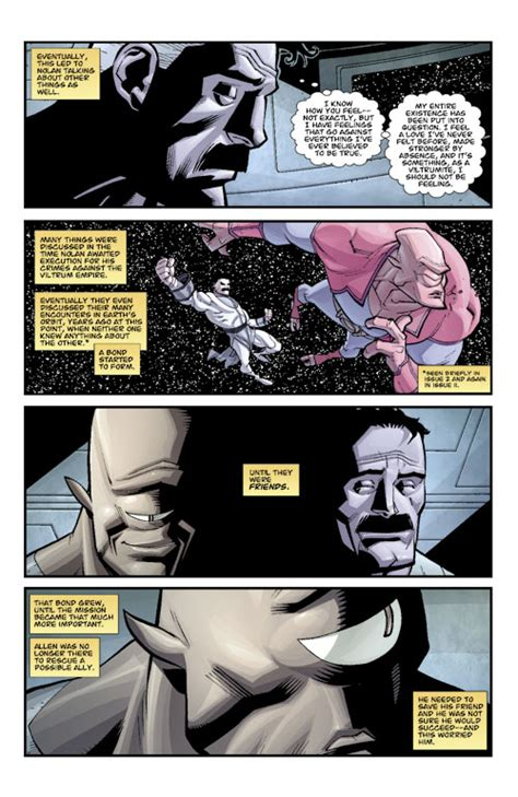 Invincible Tp Vol 06 Different World Image Comics image comics sneak peek of the week major spoilers comic
