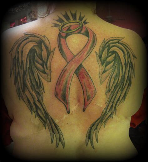 tattoos on breast 25 inspirational breast cancer tattoos me now