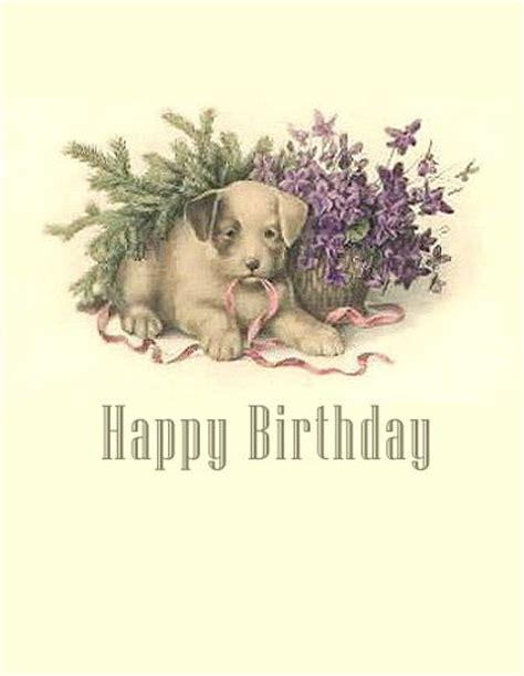 printable birthday cards vintage 106 best vintage birthday cards images on pinterest