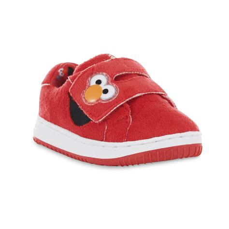 elmo shoes sesame toddler s elmo sneaker clothing